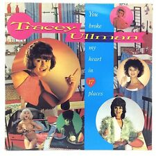 1983 Tracey Ullman Broke Heart 17 Places MCA-5471 Vinyl LP Album Record I199