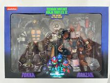 Tmnt neca tokka rahzar 2 pack figures IN HAND Ready To Ship
