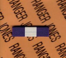 US Military ROTC CAP Unknown Ribbon citation medal award F