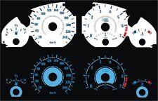 BMW E46 3er PETROL PLASMA TACHO SPEEDOMETER DIAL DIGITAL