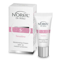 Norel Sensitive Moisturising SPF 15 Medium Protection Cream 15ml