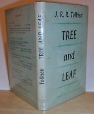 J.R.R .Tolkien, Tree and Leaf, First Edition, Second Printing , very rare!