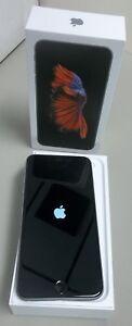 APPLE IPHONE 6s PLUS 16 GB Sprint IN Box UNUSED Clean ESN Bundle