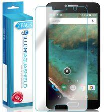 2x iLLumi AquaShield Clear Screen Protector for Alcatel One Touch Flash Plus 2