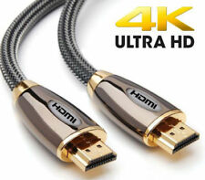 PREMIUM HDMI Cable v2.0 HD High Speed 4K 2160p 3D Lead 1m/1.5m/2m/3m/5m UK Stock