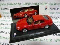 MAS35S voiture 1/43 LEO models MASERATI Coupé Cambiocorsa 2002