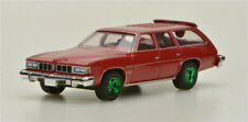 Greenlight 1:64 1977 Pontiac Lemans Safari Car Model Toy