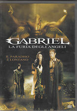 GABRIEL LA FURIA DEGLI ANGELI - DVD