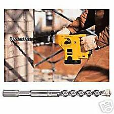 "DW5746 DEWALT 3/4"" 4 Cut Spline Rotary  Hammer  Bit"