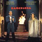 Freddie Mercury - Barcelona (CD 1988)