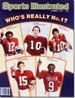 November 12, 1979 Who's # 1 Alabama Ohio State Florida State Sports Illustrated
