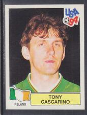 PANINI-USA 94 WORLD CUP - # 320 TONY Cascarino-Irlanda (Green Retro)