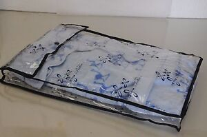 Neuf Bleu Bébé Pratesi Découpée Tissu Éponge Bain Filles Robe Exquis ! Size 8 10