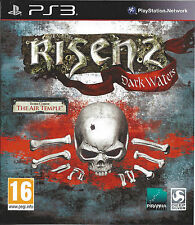 RISEN 2 DARK WATERS for Playstation 3 PS3 - with box & manual