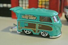 Hot Wheels VW Short Bus Kool Kombi - Little Blue - Loose - 1:64