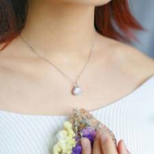 Fashion Silver Shell Pearl Necklaces Pendants For Women Jewelry Gift