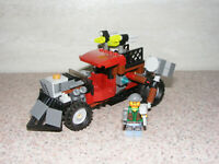LEGO Monster Fighters 9465 The Zombies Jack McHammer & Hammer Truck Only