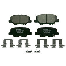 Disc Brake Pad Set Rear Federated D1679C