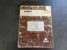 IH International D/DT-239 Diesel Engines Parts Catalog