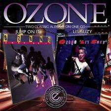 OZONE Jump On It / Li'l Suzy NEW & SEALED CLASSIC SOUL MOTOWN 80s  CD (EXPANSION