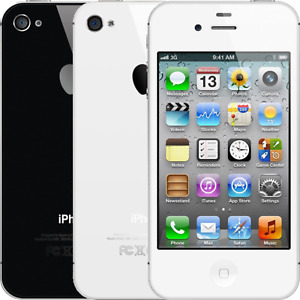 Apple iPhone 4S - 8/16/32/64GB Unlocked All Colours Grade A+ Excellent Condition