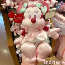 SHDR Minnie Mouse 2020 Sakura pink plush shanghai disneyland exclusive