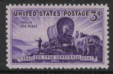US - 1947 Utah Centennial Scott #950 - VF MNH