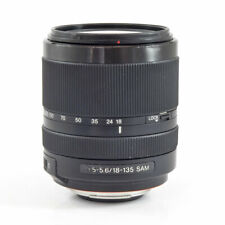 Sony DT 18–135mm F3.5–5.6 SAM Lens | SAL18135 | GOOD CONDITION | SONY DEALER