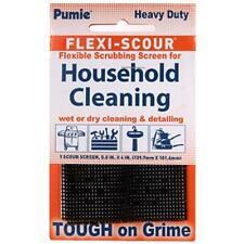 Us Pumice Flex-24C Pumice Flexi Scour Screen On Clip Strip Pack of 24