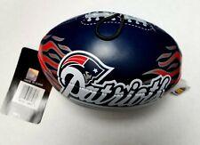 NFL New England Patriots Squishy Mini Football Stress Relief Toy, New!