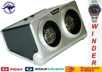 Display Dual Automatic Watch Winder  model: Time Tutelary-G2