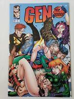 GEN 13 #0 (1994) IMAGE COMICS J. SCOTT CAMPBELL ART! ALEX GARNER! 1ST PRINT!