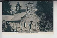 Community Chapel  Big Moose  NY