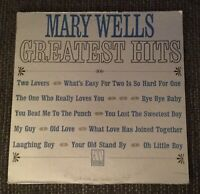 Mary Wells Greatest Hits  LP 1964