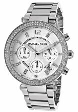 Michael Kors Stainless Steel Wristwatches