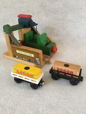 Thomas & Friends Sodor Scrap Yard with Cargo Car