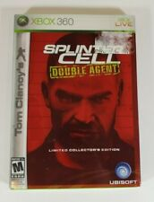 Tom Clancy's Splinter Cell: Double Agent - Collector's Edition - Xbox 360