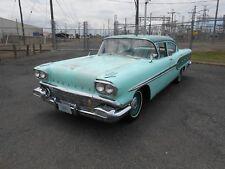 1958 PONTIAC CHIEFTON SEDAN 4DOOR V8 - CHEVY, MUSTANG, COMARO, FALCON
