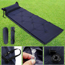 Self-Inflating Mattress Inflatable Air Mat Outdoor Bed Pillow Sleeping Pad