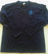 Rolling Stones Henley Shirt from Europe 2007 - XL Unworn Unwashed Original