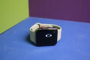 Apple Watch Series 3 GPS 42mm Aluminum Case Silver Aluminum Smartwatch