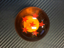 Dragon ball Z shift knob 6 star 54mm 10X1.25 thread for 240sx 350z rx7 and more