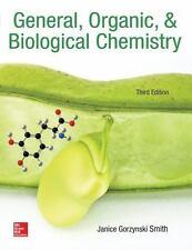 General, Organic, & Biological Chemistry 3rd Edition by Janice Gorzynski Smith