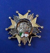 Jan by Werth Cologne 2018 RAR Corps à la suite chest CLASP MEDAL Carnival Medal