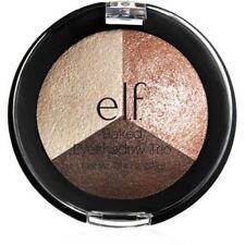ELF STUDIO BAKED EYESHADOW TRIO BROWN BONANZA 81292 eye shadow FREE SHIP!