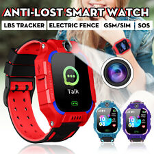 US Anti-lost GSM SIM Smart Watch Phone Touch Camera Games Alarm Kids Child Gift
