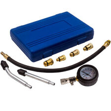 Engine Cylinder Compression Pressure Tester Pipes Tester Adapetrs Tool M12x1.25