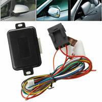 Universal Intelligent Car Side Rear View Mirror Auto Lock Folding Closer System