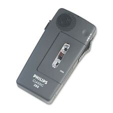 Philips 388 Cassette Mini Dictation Recorder - Lfh038800B