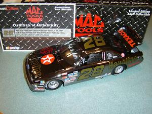 Davey Allison 1989 Thunderbird #28 Team Caliber Mac Tools Havoline 1/24 Chrome